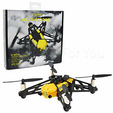 Genuine Parrot Airborne Bluetooth Smart Control Rc Travis cargo Mini Drone Nuevo