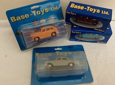 Job Lot of Base-Toys OO (1/76) scale Cars  -  all boxed      (A)