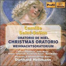 Saint-Saëns: Oratorio de Noël Op.12 Bachchor und Bachorchester Mainz Audio CD