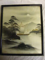 FRAMED JAPANESE PRINT / PICTURE