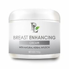Breast actives - BREAST ENHANCING CREAM 4OZ - organic palm oil 1B
