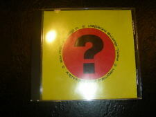 """House CD Armand Van Helden Duane Harding """"U Don't Know Me"""" Armed Records 1999 NM"""