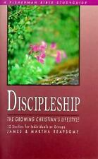 Fisherman Bible Studyguide: Discipleship : The Growing Christian's Lifestyle...