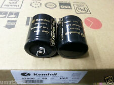 4pcs NEW KENDEIL 50V 22000UF 40x50mm HI_END LOW ESR CAPS AUDIO- QUAD NAIM AMP