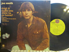 "Joe South - Don't It Make You Want to Go Home (with ""Walk a Mile in My Shoes"")"