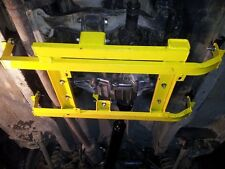 Lada Niva Transfer Case 3 Point Support Tuning