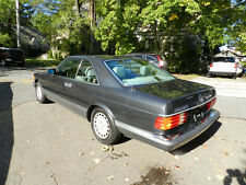 1990 Mercedes-Benz 500-Series Base Coupe 2-Door