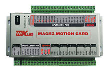 4 Axis USB 2.0 Mach3 Motion Control Card CNC Interface Breakout Board 400KHz MK4