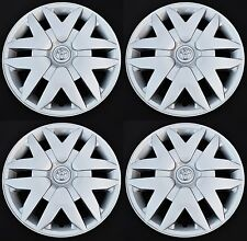 "Set of FOUR (4) 16"" Toyota Sienna 2004 - 2010 Hubcap Wheel Covers NEW Wheelcover"