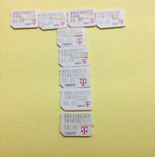 Apple Iphone 5/5s/5c Tmobile Nano Sim Card-Bad Imei-Only 4 Bypassing Activation