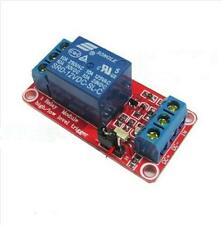 12V1 channel module with optocoupler isolation High and low level trigger SE