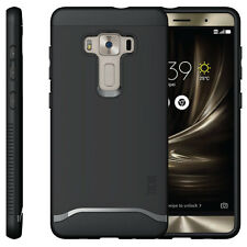 TUDIA Slim-Fit HEAVY DUTY MERGE Dual Layer Cover Case for ASUS ZenFone 3 Deluxe