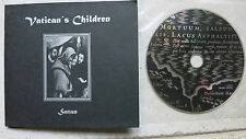 Vatican's Children – Satan CD - Limited edition of 500 handnumbered CDs  vat099
