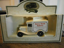 Lledo Days Gone Model A Ford Van with Dairy Farm Bakery decals