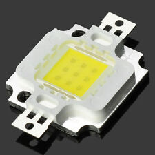HIGH POWER DIY 10W 12V 900-1000LM 6000-6500K White Bright LED module AU