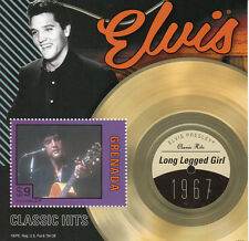 Grenada 2013 MNH Elvis Presley Classic Hits II 1v S/S 1967 Long Legged Girl