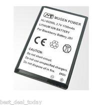 Mugen Power 1700MAH Extended Slim Battery For Blackberry Curve 9220 J-S1 JS1