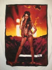 TMLS Too Many Loose Strings Lonely At The Top Sexy Pinup Pin-up Pop T Shirt S