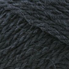 PATONS INCA KNITTING YARN - BLACK
