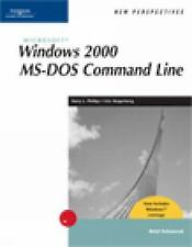 New Perspectives on Microsoft Windows 2000 MS-DOS Command Line, Brief, Windows X