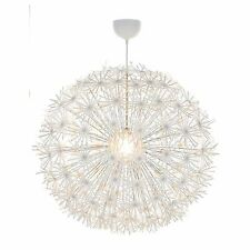 "NEW IKEA PS MASKROS HANGING CEILING LIGHT 32"" DIAMETER"