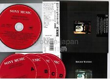 PINK FLOYD-ROGER WATERS Amused To JAPAN Mini-LP CD MHCP693 w/OBI+4 Mini Labels