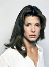 PHOTO TRAQUE SUR INTERNET - SANDRA BULLOCK  (P1) FORMAT 20X27 CM