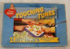 1984 Parker Brothers CARE BEARS Touching Tunes Magical Musical Game Vtg