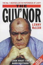 The Guv'nor,Gerrard, Peter, McLean, Lenny,Very Good Book mon0000048559