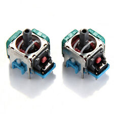2X Analog Controller Part Replacement 3D Joystick for PS4 Wireless Controller