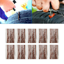 Auto Car Tyre Repair 2 PCS Tubeless Seal Strips Plug Tire Puncture Recovery Kit