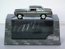 Nice 1/43 Starline Model Lancia Flaminia Coupe 3B Silver Nurnberg Germany