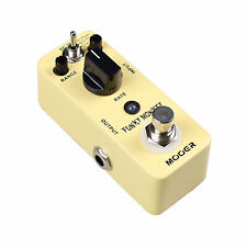 New Mooer Funky Monkey Digital Auto Wah Micro Guitar Effects  Pedal!!