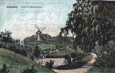 Ak Hamburg Ottensen. Parite b.d. Rolandsmühle, um 1909 nach Glücksburg