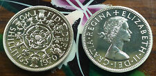 STUNNING PROOF 1970 FLORIN/TWO SHILLING COIN HUNT NOT ISSUED FOR CIRCULATION ##