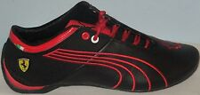 MEN'S PUMA FUTURE CAT M1 SCUDERIA FERRARI TIFOSI BLACK/RED SHOES SIZE 10.5