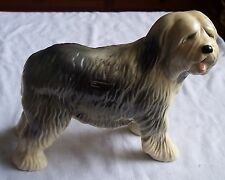 """COOPERCRAFT OLD ENGLISH SHEEPDOG  STANDING  HEIGHT 7"""" X 9"""""""