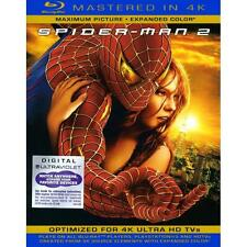 Spider-Man 2 (Mastered in 4K) *New Blu-ray*