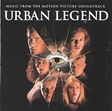Urban Legend by Original Soundtrack (CD, Oct-1998, Milan)