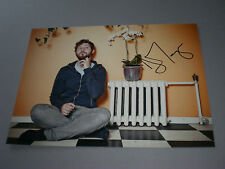 Dan Mangan Club Meds signed autograph Autogramm 8x11 inch photo in person