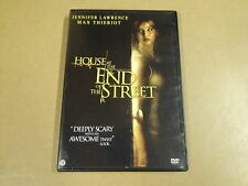 DVD / HOUSE AT THE END OF THE STREET ( JENNIFER LAWRENCE, MAX THIERIOT )