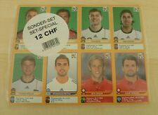 Panini World Cup 2010 stickers Switzerland Gold Edition Update Set of 80 sealed