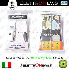Cover Custodia Fodero Ipod Shuffle Con Tracolla