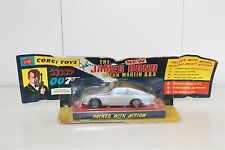 Macchinina CORGI 270 James Bond Aston Martin db5 BOX SIGILLATO