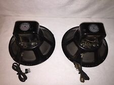 "Jensen A-12 Field Coil Concert Series Speakers 12"" - PAIR"