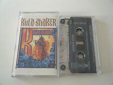 KULA SHAKER K CASSETTE TAPE SONY UK 1996