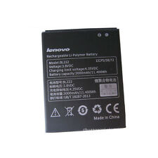 New OEM BL222 Replacement Battery 3000mAh for Lenovo Phone S668T S660