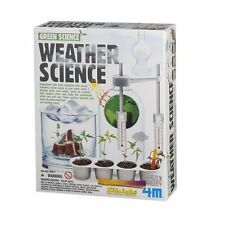 Weather Science kit weather experiment kit by 4M Kidzlabs