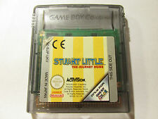 NINTENDO GAMEBOY COLOUR GAME -STUART LITTLE THE JOURNEY HOME  CGB-BJIP-UKV