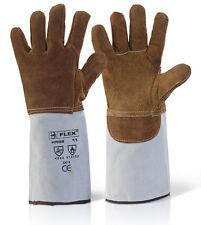 B-Flex HRG2 H/Q Heat Resistant Gauntlet Gloves Safety Workwear